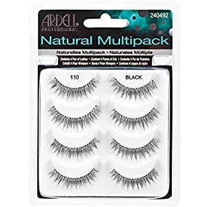 Ardell Natural Multipack Fake Lashes (110/Black)