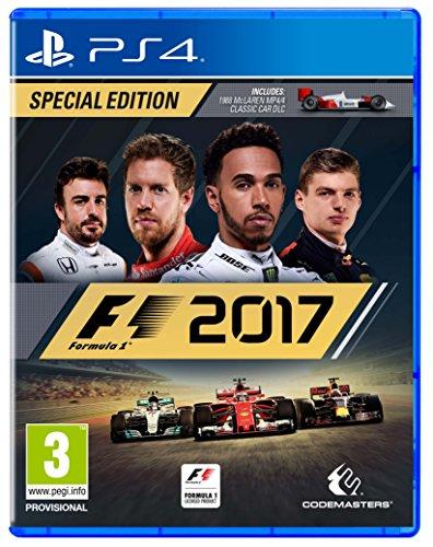 F1 2017 Special Edition (Playstation 4) [importación inglesa]