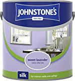 Best Emulsion Paints - Johnstone's 306588 2.5 Litre Silk Emulsion Paint Review