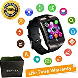 Bluetooth Smart Watch With Camera Touch Screen Smartwatch Unlocked Cell