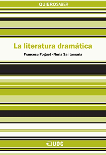 La literatura dramática