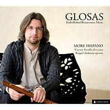 More Hispano: Glosas / Raquel Andueza, Vicente Parrilla