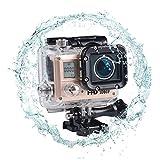 Docooler WiFi Mini 14.0MP CMOS 1080P FHD DV 170 Weitwinkel 30M Wasserdichte Sport-Action-Kamera Camcorder Auto DVR