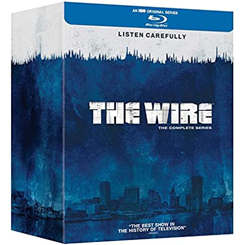 Wire. The - Complete