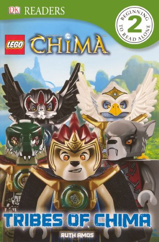 Lego Legends of Chima: Tribes of Chima (DK Readers: Level 2)