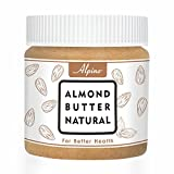 #10: Alpino Natural Almond Butter 250g (Unsweetened)