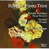 Russian Piano Trios - Rimsky-Korsakov and Arensky