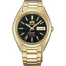 Orient Reloj Analógico para Unisex Adultos de Automático con Correa en Acero Inoxidable FAB0000BB9