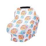 Still Still Schal dehnbar Abdeckungen für Baby Kinderwagen Himmel Warenkorb für Säuglinge Mädchen und Jungen Fashion Schal