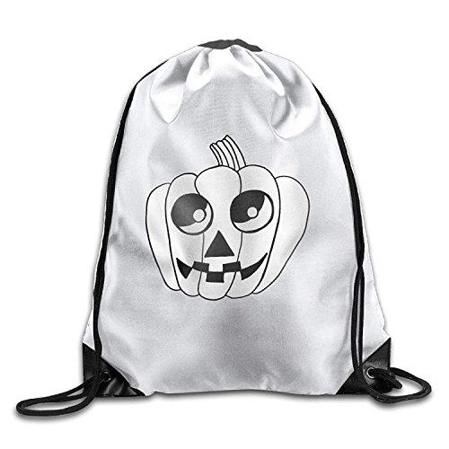 DearLord Kordelzug Turnbeutel Rucksack Süße Fledermaus Halloween Zeichnungen Weihnachten Unisex Gym Schultertasche Einkaufsnetze,