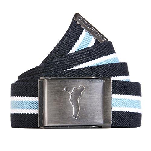 golfino-herren-golf-webgurtel-mit-stretchanteil-und-golf-schnalle-blau