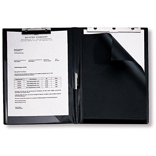 Rexel 14790091 Trennsatzmappe A4 (Durchschreibschutz)  schwarz
