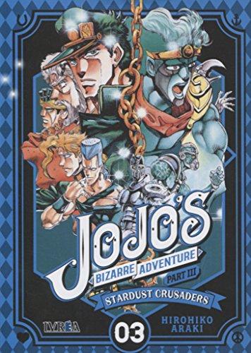 Jojo's Bizarre Adventure 3 por Hirohiko Araki