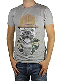 Japan rags - Japan rags - Tee-shirt homme MC DOGGEL