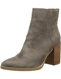 Buffalo Damen B006a-58 P2066c Pu Kurzschaft Stiefel