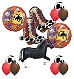 Best Kids Cowboy Boots - Mayflower Products Wild West Western Party Supplies Cowboy Review