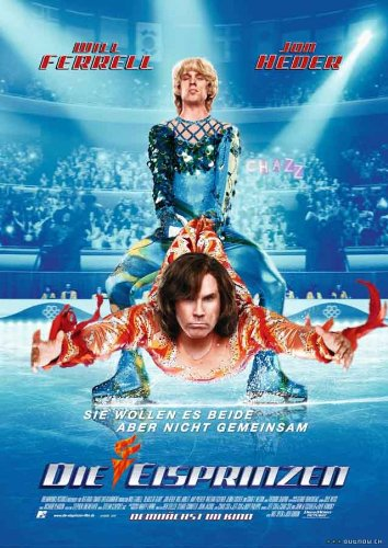 Blades of Glory - Die Eisprinzen Sperre Video