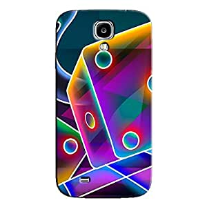 3D DICE BACK COVER FOR SAMSUNG GALAXY S4