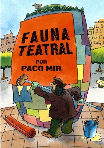 Fauna Teatral: Dibujos de bcn