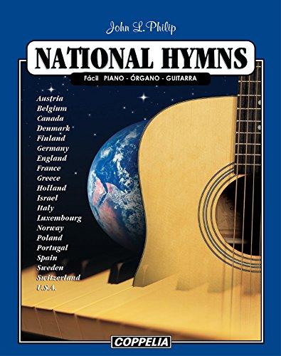 National Hymns - Piano,  Órgano, Guitarra por John L. Philip