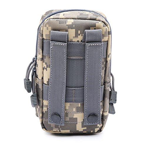 Reefa Outdoor Sport taktische Tarnung Multifunktions Ausrüstungs handlich Tasche CP Tarnung