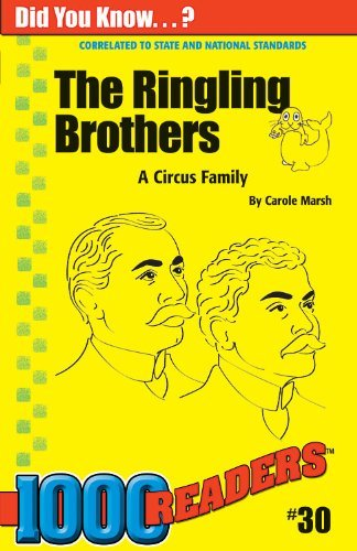 The Ringling Brothers: A Circus Family (1000 Readers) by Carole Marsh (1998-09-06)