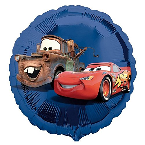 GUIZMAX Globos Cars Disney Helio