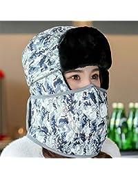 YN Lei Feng Casquette Femme Chapeau De Coton d hiver Sports De Plein Air  Épaissir 4cd42b612ca