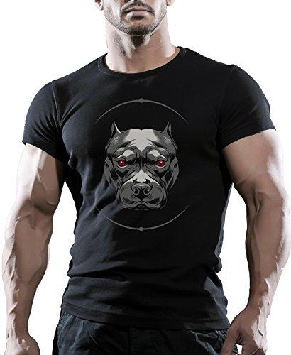 Arubas-uk Camiseta - Para Hombre Negro Negro L