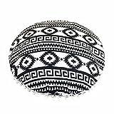 squarex indischen Mandala Boden Kissen rund BOHEMIAN Kissen, Kissen Bezug, große Fall