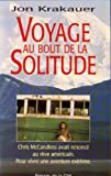 voyage au bout de la solitude by jon krakauer september 16 1997