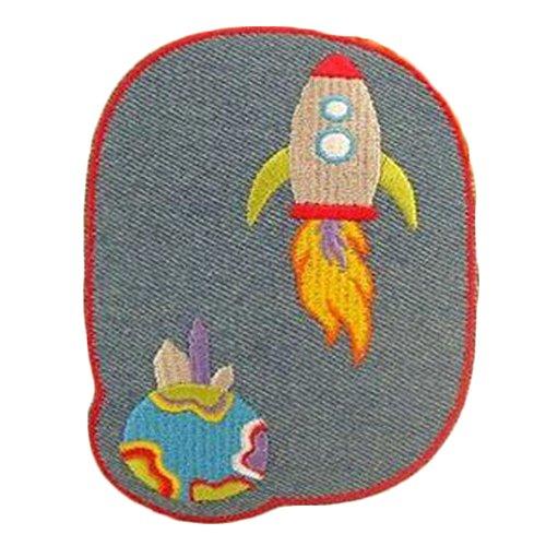 Mode Gewohnheit gestickte Gewebe Eisen-auf oder Aufnäher auf Aufkleber Aufnäher -A22 (Benutzerdefinierte Hose Kleid)