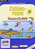 Zahlenreise, 4. Klasse / Mathematik, 1 Übungs-CD-ROM Für die Schule und zu Hause. Nach österreichischem Lehrplan. Für Windows 98 oder höher. Einzellizenz