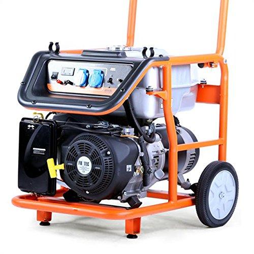 Fuxtec Stromerzeuger 12KW Motor - 2