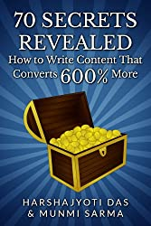 Turn your VISITORS into CUSTOMERS !Finding it hard to convert visitors on your website? This book will tell you how to fix this problem in 70 different ways. Read before you buy: This book isn't going to teach you grammar or how to write good English...