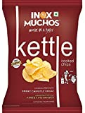 #8: Inox Muchos Kettle Cooked Chips, Smoky Chipotle Chilli, 60g