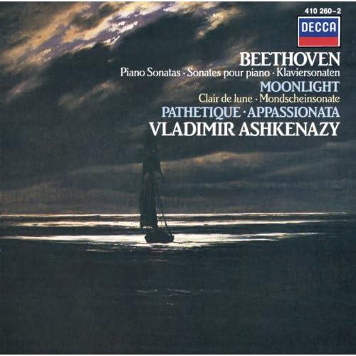 """Beethoven: Piano Sonata No.8 in C minor, Op.13 -""""Pathétique"""" - 2. Adagio cantabile"""