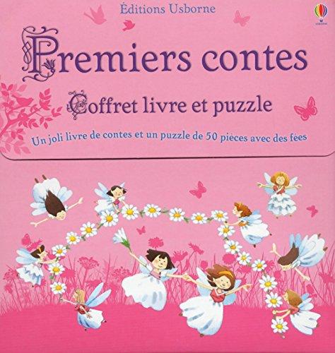 Premiers contes : Coffret livre et puzzle