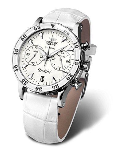 Vostok Europe Reloj de mujer VK64-515A524