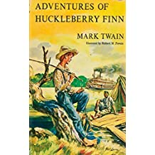 The Adventures of Huckleberry Finn [Norton critical edition] (Annotated) (English Edition)