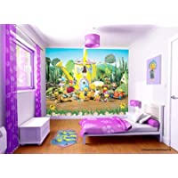 Walltastic Fifi and the Flowertots Wallpaper Mural 8ft x 10ft