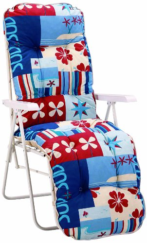 Best 37306904 Sylt Fauteuil Relax Blanc
