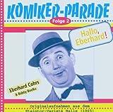 Komiker-Parade, Folge 2: Hallo, Eberhard!