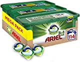 Ariel 3 in 1 Regular Washing Capsules, 114 Washes- Pack of 3