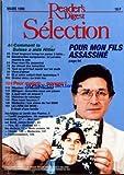 Telecharger Livres READER S DIGEST SELECTION du 01 03 1998 COMMENT LA SUISSE A AIDE HITLER C EST TOUJOURS LORSQU ON PASSE A TABLE CONSTRUCTION EUROPEENNE LA LORRAINE MONTRE LA VOIE POUR MON FILS ASSASSINE AU CHEVET DES LAMANTINS TOUT CE QU IL FAUT SAVOIR SUR LES OEUFS VIVRE D AIMER ET SI VOTRE ENFANT ETAIT DYSLEXIQUE DRAME VECU LE TRAIN FOU POUR MAIGRIR MANGEZ MISSILES LA MENACE IRANIENNE BILINGUE ACCORDEZ VOUS UNE PAUSE A QUOI SERT UN AVOCAT HISTOIRES DE CANULARS ETES VOUS HEUREUX (PDF,EPUB,MOBI) gratuits en Francaise