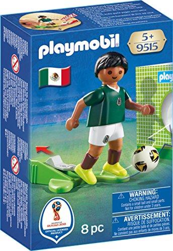 Playmobil Fútbol- Jugador México