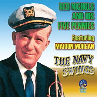 Navy Swings featuring Marion Morgan