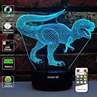 3D Lamp 3D Night Light for Kids