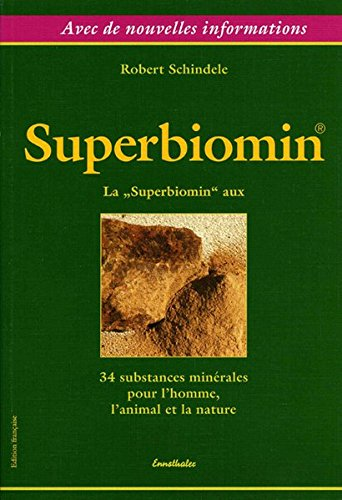 SUPERBIOMIN (26 SUBSTANCES MINERALES)