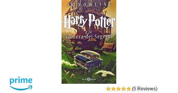 Harry Potter Camera Segreti Illustrato : Harry potter e la camera dei segreti harry potter italian amazon